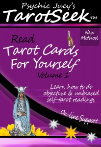 Psychic Jucy's TarotSeek: Learn How to Read Tarot Cards For Yourself